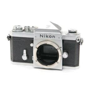 【あす楽】 【中古】 《並品》 Nikon F (eyelevel) シルバー 【ファインダー内清掃/シャッター精度調整/モルト部品交換/各部点検済】