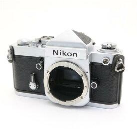 【あす楽】 【中古】 《並品》 Nikon F2 (eyelevel) シルバー 【ファインダー内清掃/シャッター精度調整/モルト部品交換/各部点検済】