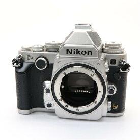【あす楽】 【中古】 《美品》 Nikon Df ボディ シルバー [ デジタルカメラ ]
