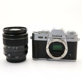 【あす楽】 【中古】 《良品》 FUJIFILM X-T20 レンズキット シルバー [ デジタルカメラ ]