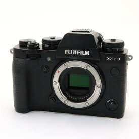 【あす楽】 【中古】 《良品》 FUJIFILM X-T3 ボディ ブラック [ デジタルカメラ ]