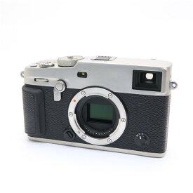 【あす楽】 【中古】 《並品》 FUJIFILM X-Pro3 DR シルバー [ デジタルカメラ ]