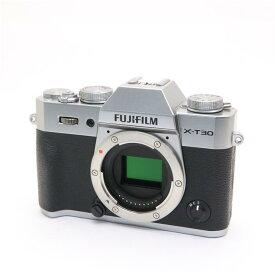 【あす楽】 【中古】 《良品》 FUJIFILM X-T30 ボディ シルバー [ デジタルカメラ ]