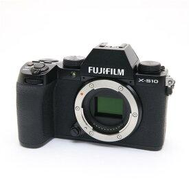 【あす楽】 【中古】 《美品》 FUJIFILM X-S10 ボディ ブラック [ デジタルカメラ ]
