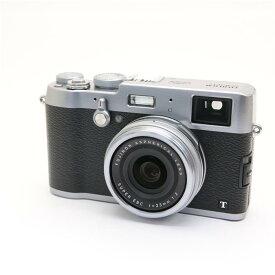 【あす楽】 【中古】 《並品》 FUJIFILM X100T シルバー [ デジタルカメラ ]