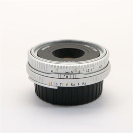 【あす楽】 【中古】 《美品》 Nikon Ai Nikkor 45mm F2.8P シルバー 【レンズ内清掃/ヘリコイド部作動調整/各部点検済】 [ Lens   交換レンズ ]