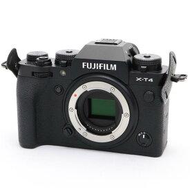 【あす楽】 【中古】 《美品》 FUJIFILM X-T4 ボディ ブラック [ デジタルカメラ ]