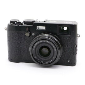 【あす楽】 【中古】 《並品》 FUJIFILM X100T ブラック [ デジタルカメラ ]