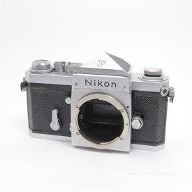 【あす楽】 【中古】 《並品》 Nikon F (eyelevel) シルバー 【モルト部品交換/各部点検済】