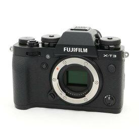 【あす楽】 【中古】 《美品》 FUJIFILM X-T3 ボディ ブラック [ デジタルカメラ ]