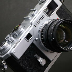 【あす楽】 【中古】 《並品》 Nikon S3 Limited Edition (50mm F1.4付) シルバー 【2000年に期間限定受注生産された特別モデルが入荷しました!】