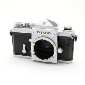 【あす楽】 【中古】 《並品》 Nikon F (eyelevel) シルバー 【ファインダー内清掃/各部点検済】