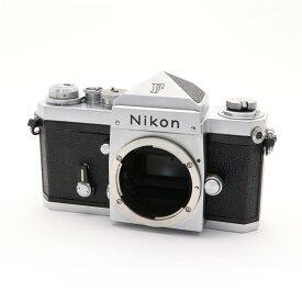 【あす楽】 【中古】 《並品》 Nikon F (eyelevel) シルバー 【シャッター精度調整/各部点検済】