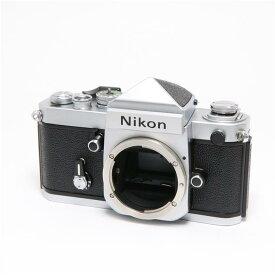 【あす楽】 【中古】 《並品》 Nikon F2 (eyelevel) シルバー 【ファインダー清掃/シャッター調整/各部点検済】