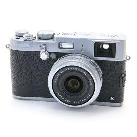 【あす楽】 【中古】 《並品》 FUJIFILM X100S シルバー [ デジタルカメラ ]