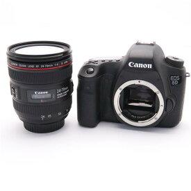【あす楽】 【中古】 《並品》 Canon EOS 6D EF24-70L IS USM レンズキット[ デジタルカメラ ]