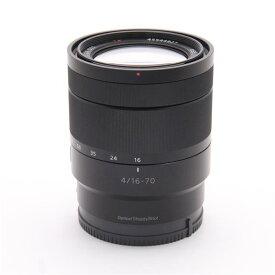 【あす楽】 【中古】 《良品》 SONY Vario-Tessar T* E 16-70mm F4 ZA OSS SEL1670Z[ Lens | 交換レンズ ]