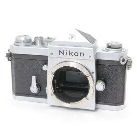 【あす楽】 【中古】 《良品》 Nikon F (eyelevel) シルバー 【ファインダー清掃/シャッター調整/各部点検済】
