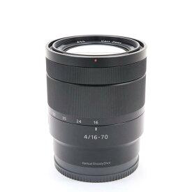 【あす楽】 【中古】 《良品》 SONY Vario-Tessar T* E 16-70mm F4 ZA OSS SEL1670Z [ Lens | 交換レンズ ]
