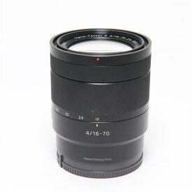 【あす楽】 【中古】 《並品》 SONY Vario-Tessar T* E 16-70mm F4 ZA OSS SEL1670Z [ Lens | 交換レンズ ]