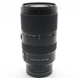 【あす楽】 【中古】 《良品》 SONY E 70-350mm F4.5-6.3 G OSS SEL70350G [ Lens   交換レンズ ]
