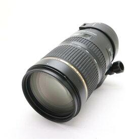 【あす楽】 【中古】 《良品》 TAMRON SP 70-200mm F2.8 Di VC USD/Model A009N(ニコン用) [ Lens   交換レンズ ]
