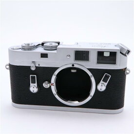 【あす楽】 【中古】 《良品》 Leica M4 シルバー