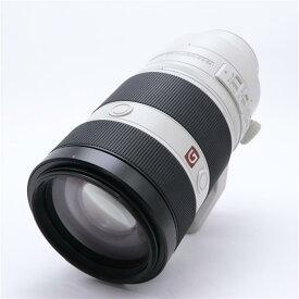 【あす楽】 【中古】 《並品》 SONY FE 100-400mm F4.5-5.6 GM OSS SEL100400GM [ Lens | 交換レンズ ]