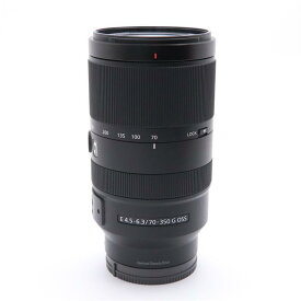 【あす楽】 【中古】 《美品》 SONY E 70-350mm F4.5-6.3 G OSS SEL70350G [ Lens   交換レンズ ]