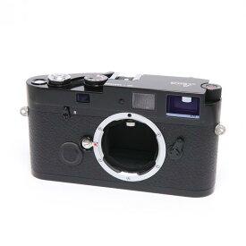 【あす楽】 【中古】 《良品》 Leica MP 0.72ボディ ブラックペイント 【点検証明書付きライカカメラジャパンにて距離計調整/各部点検済】