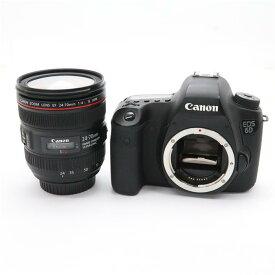 【あす楽】 【中古】 《良品》 Canon EOS 6D EF24-70L IS USM レンズキット [ デジタルカメラ ]