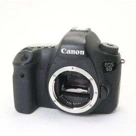 【あす楽】 【中古】 《並品》 Canon EOS 6D ボディ 【シャッターユニット交換/各部点検済】 [ デジタルカメラ ]
