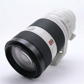 【あす楽】 【中古】 《美品》 SONY FE 100-400mm F4.5-5.6 GM OSS SEL100400GM [ Lens | 交換レンズ ]