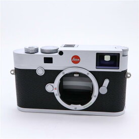 【あす楽】 【中古】 《美品》 Leica M10-R シルバークローム [ デジタルカメラ ]