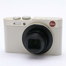 【あす楽】 【中古】 《良品》 Leica C(Typ112) ライトゴールド [ デジタルカメラ ]