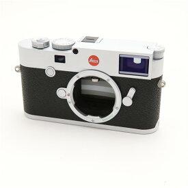【あす楽】 【中古】 《美品》 Leica M10-R シルバークローム 【点検証明書付きライカカメラジャパンにてセンサークリーニング/各部点検済】 [ デジタルカメラ ]