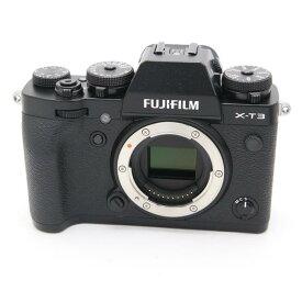 【あす楽】 【中古】 《並品》 FUJIFILM X-T3 ボディ ブラック [ デジタルカメラ ]