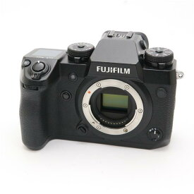【あす楽】 【中古】 《並品》 FUJIFILM X-H1 [ デジタルカメラ ]