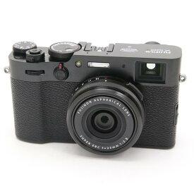 【あす楽】 【中古】 《並品》 FUJIFILM X100V ブラック [ デジタルカメラ ]