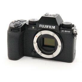 【あす楽】 【中古】 《良品》 FUJIFILM X-S10 ボディ ブラック [ デジタルカメラ ]