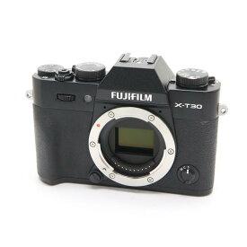 【あす楽】 【中古】 《並品》 FUJIFILM X-T30 ボディ ブラック [ デジタルカメラ ]