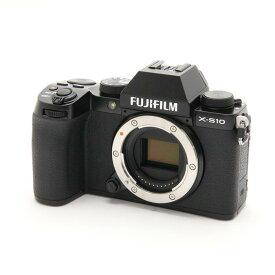 【あす楽】 【中古】 《新同品》 FUJIFILM X-S10 ボディ ブラック [ デジタルカメラ ]