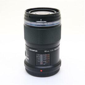 【あす楽】 【中古】 《良品》 OLYMPUS M.ZUIKO DIGITAL ED60mm F2.8 Macro (マイクロフォーサーズ) [ Lens   交換レンズ ]