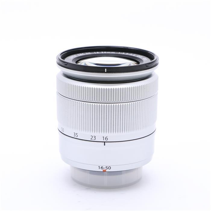 【あす楽】 【中古】 《良品》 FUJIFILM フジノン XC16-50mm F3.5-5.6 OIS シルバー [ Lens | 交換レンズ ]