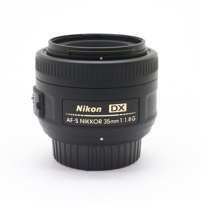 【あす楽】 【中古】 《美品》 Nikon AF-S DX NIKKOR 35mm F1.8G [ Lens | 交換レンズ ]