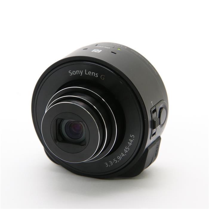 【あす楽】 【中古】 《並品》 SONY Cyber-shot DSC-QX10 ブラック [ デジタルカメラ ]
