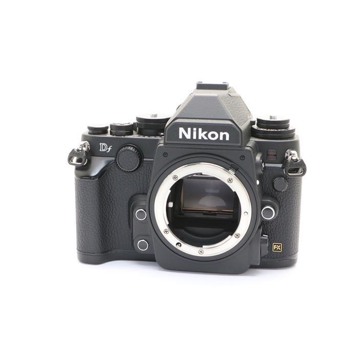 【あす楽】 【中古】 《美品》 Nikon Df ボディ ブラック [ デジタルカメラ ]