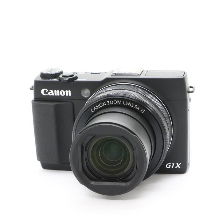 【あす楽】 【中古】 《美品》 Canon PowerShot G1X Mark II [ デジタルカメラ ]