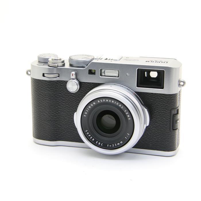 【あす楽】 【中古】 《良品》 FUJIFILM X100F シルバー [ デジタルカメラ ]