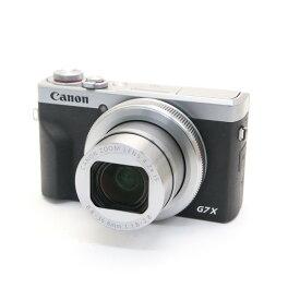 【あす楽】 【中古】 《美品》 Canon PowerShot G7X Mark III シルバー [ デジタルカメラ ]